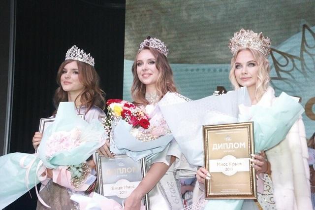 Елизавета Свириденко из Севастополя стала самой красивой крымчанкой (20 фото)