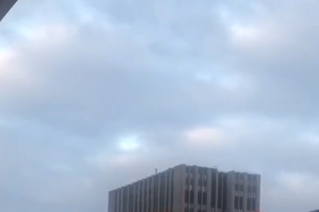 В Москве бейсджампер прыгнул с 47-го этажа