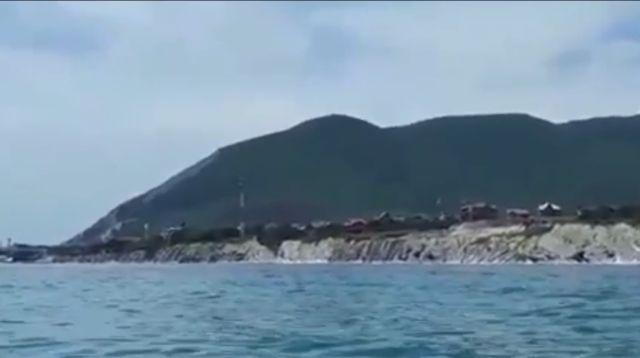 В Геленджике взорвалась мина времен ВОВ