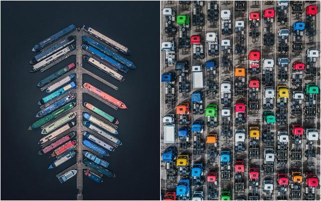 Впечатляющие аэрофото от братьев-фотографов из Великобритании (25 фото)