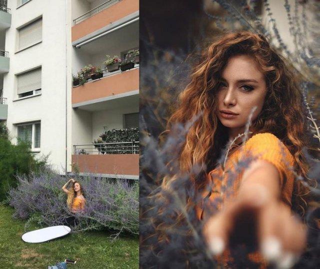 Фотограф Кай Беттхер показала секреты хорошей фотографии (10 фото)
