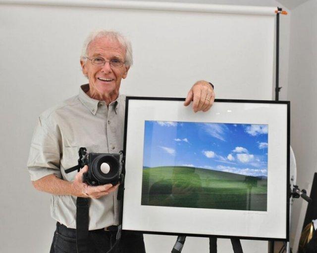 Фотограф, сделавший заставку для Windows, показал обои нового поколения (7 фото)