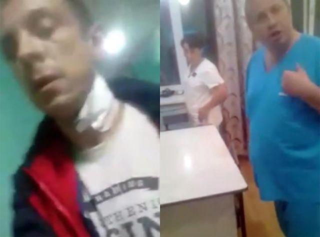 В Башкирии хирург ударил пациента, который пришел на плановую перевязку