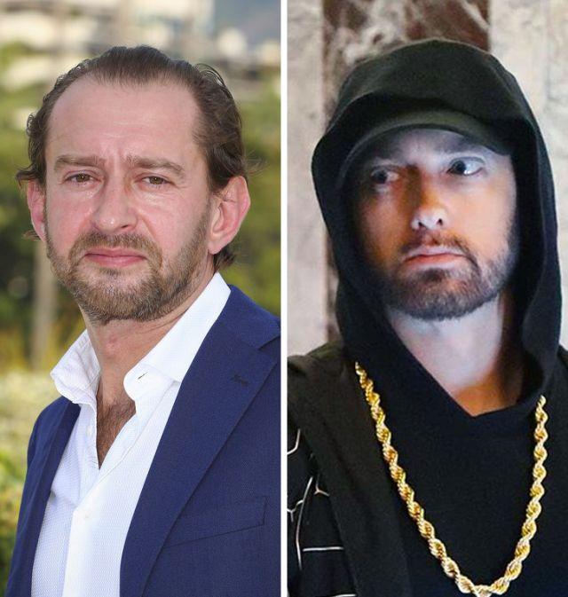 Зарубежные и российские знаменитости, которые внезапно оказались одного возраста (17 фото)