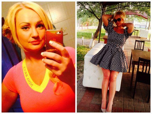 Полковник-блондинка из Ростова, которая провела год в бегах, была задержана (12 фото)