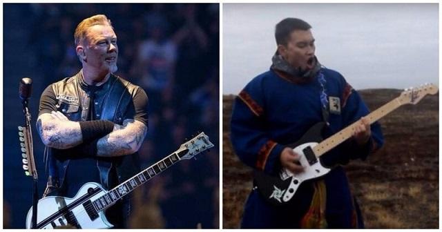 "Фанат Metallica исполнил песню ""Hardwired"" на ненецком языке (2 видео)"