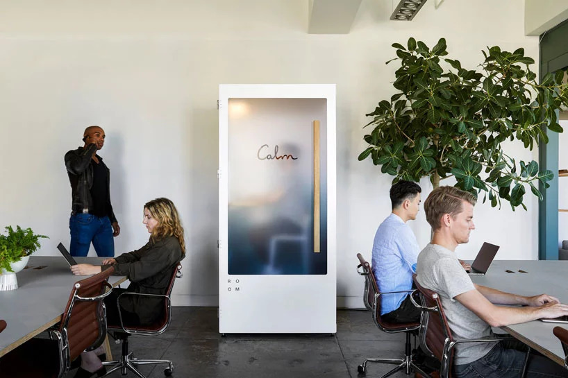 """Идеально для офисов: разработана """"кабинка тишины и спокойствия"""" (5 фото)"""