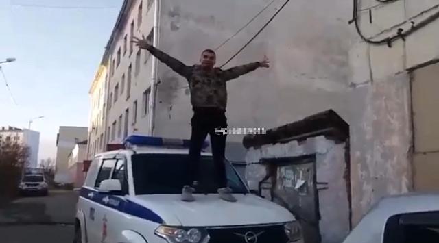 АУЕ-герой из Магадана
