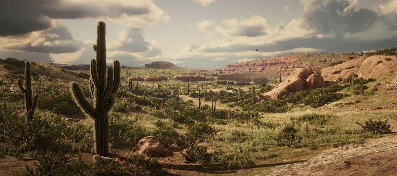 Опубликован трейлер Red Dead Redemption 2 для ПК