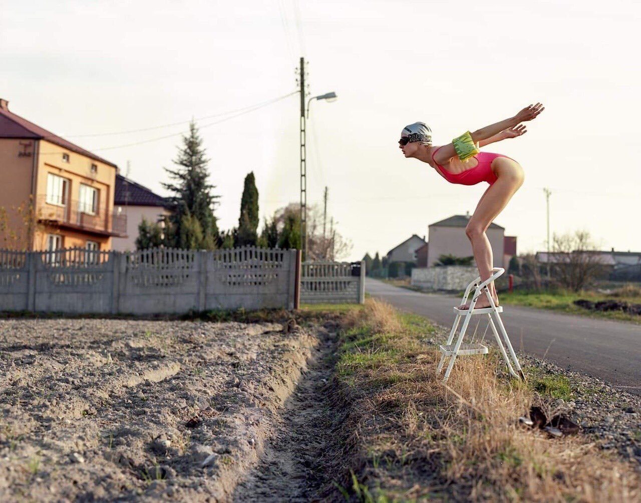 Плавание по-белорусски (6 фото)