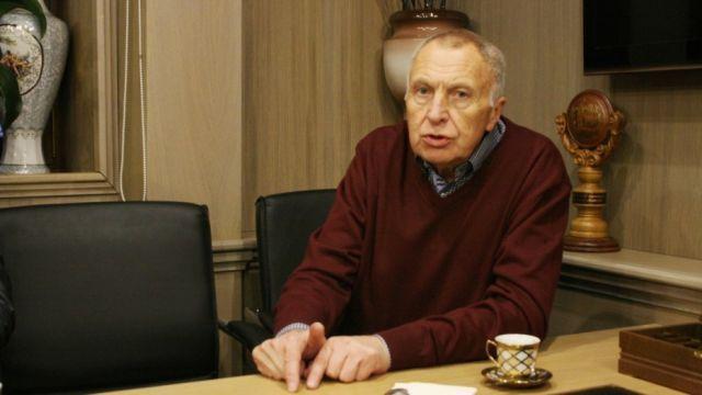 Режиссер Андрей Смирнов обматерил Ленина и призвал убрать его из мавзолея