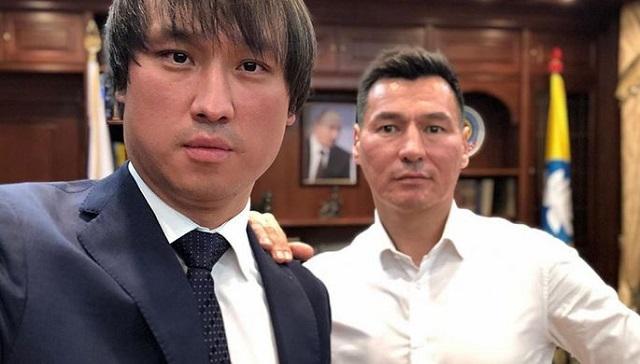 Бывший капитан команды КВН стал постпредом главы Калмыкии при президенте РФ