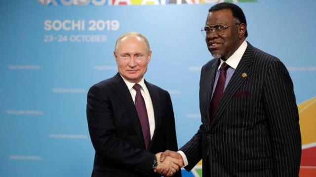 Россия списала долги странам Африки на более чем 20 миллиардов долларов