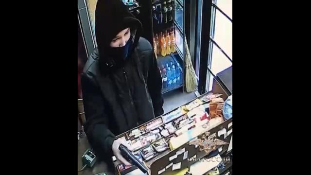 Молодой грабитель из Томска, которого хочется пожалеть