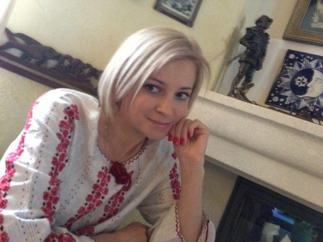 Внезапно: Наталья Поклонская решила защитить Хэллоуин от Виталия Милонова (3 фото)