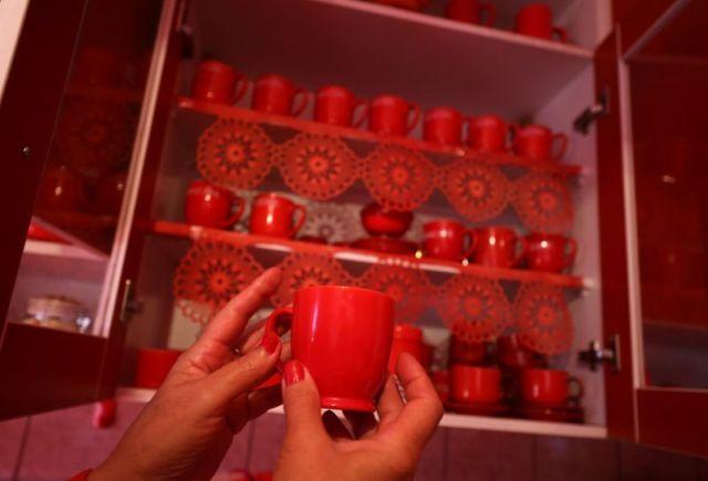 """Зорица Реберник - """"женщина в красном"""" из Боснии (10 фото)"""