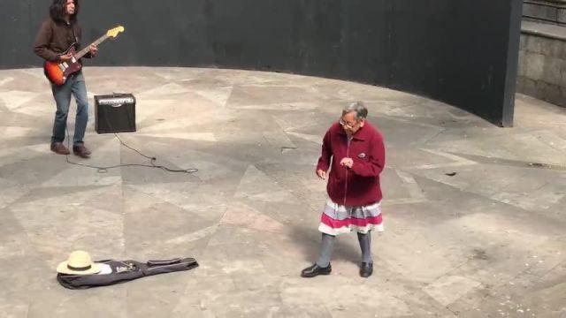 Настоящая королева рок-н-ролла