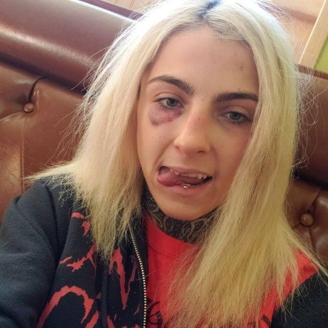 Порнозвезда Орион Старр ушла в ММА и феерично проиграла свой первый бой (4 фото + видео)