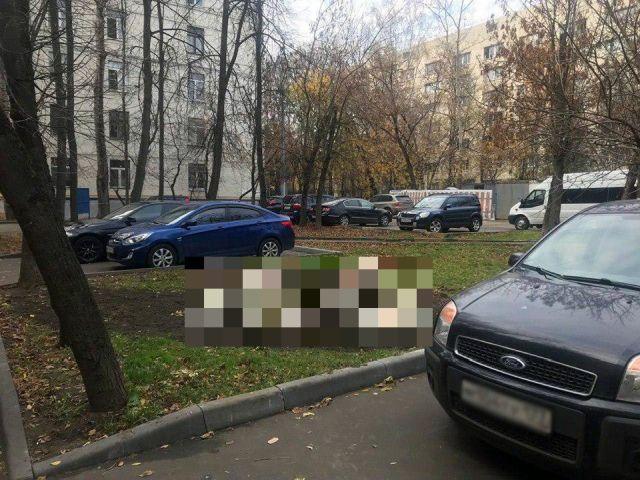 Ожидание и реальность: как прошло благоустройство дворов в районе Филевского парка (4 фото)