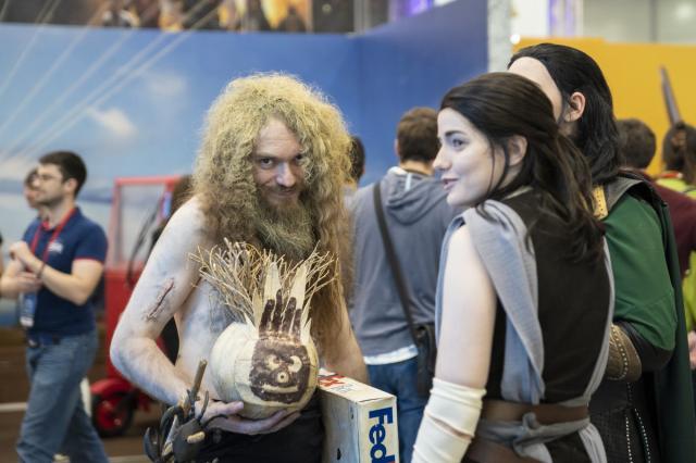 Косплей на «ИгроМире-2019» и Comic Con Russia 2019 (50 фото)