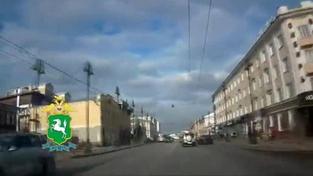 Парень из Томска наигрался в Need for Speed и устроил гонки с полицейскими