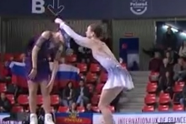 Фигуристка из США сама отдала золотую медаль сопернице из России. Но почему?