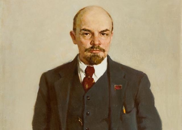 Стилист попросила Собянина переодеть Ленина к юбилею