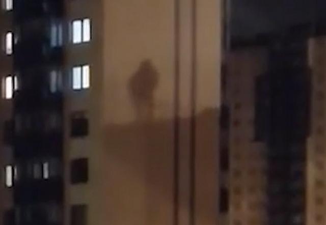 В Кудрово появился собственный Бэтмен