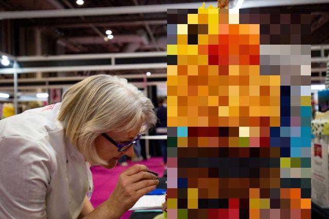 Бирмингемский кондитерский фестиваль с невероятно реалистичными сладостями (20 фото)
