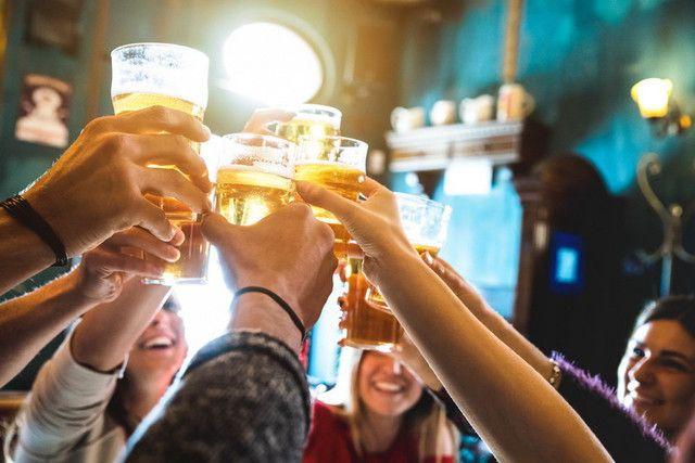 Опубликовали ТОП-10 самых пьющих стран в мире