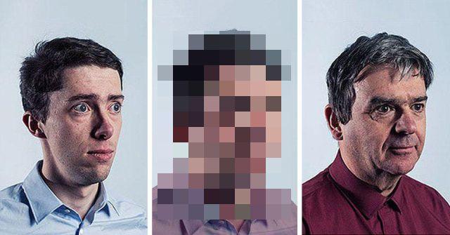 """""""Мальчики и их отцы"""": интересный проект фотографа из Великобритании (12 фото)"""