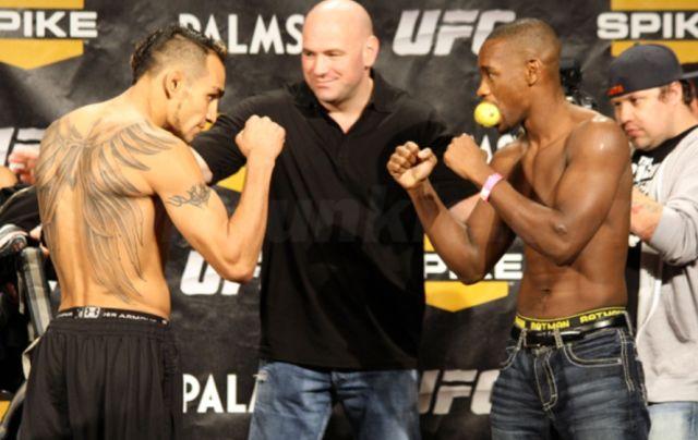 Ив Эдвардс - самый добрый боец в истории UFC (6 фото)