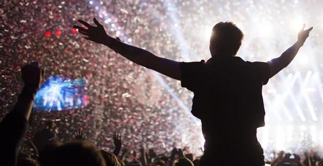 Как концерты влияют на человека