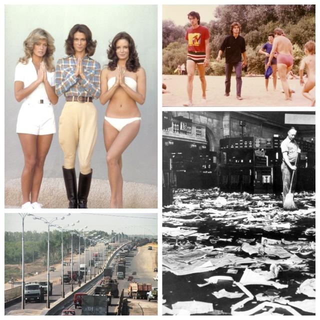 """Исторический """"винегрет"""" из архивных снимков (18 фото)"""