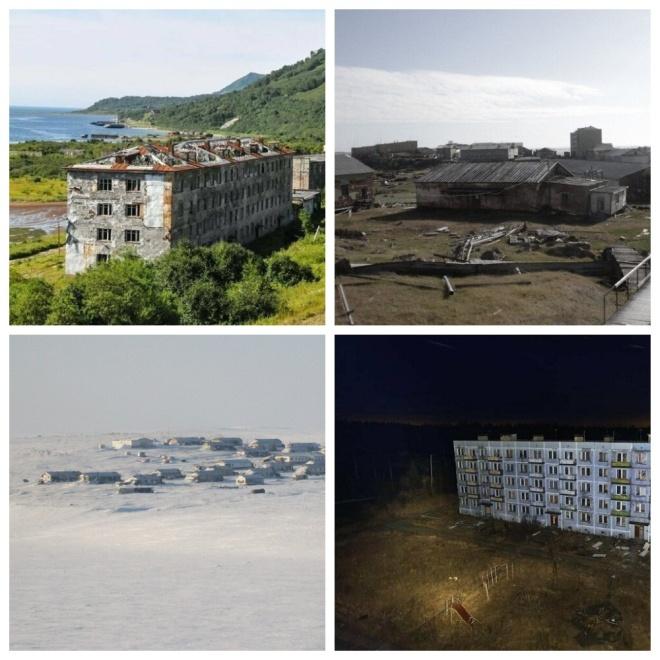 Заброшенные города-призраки и поселки России (8 фото)