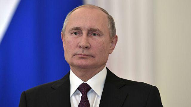 """""""Левада–центр"""": россияне стали с меньшей симпатией относиться к Владимиру Путину"""