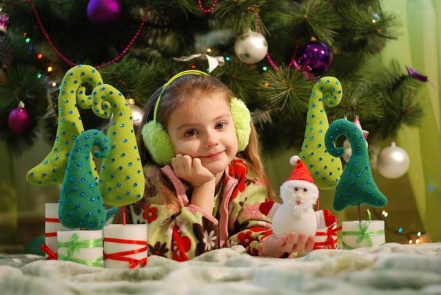 Что просят дети у Деда Мороза?