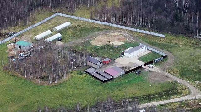 В Серпуховском районе Подмосковья уничтожили одну из самых больших нарколабораторий в России