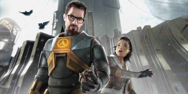 Valve анонсировала новую часть легендарной Half-Life (2 фото)