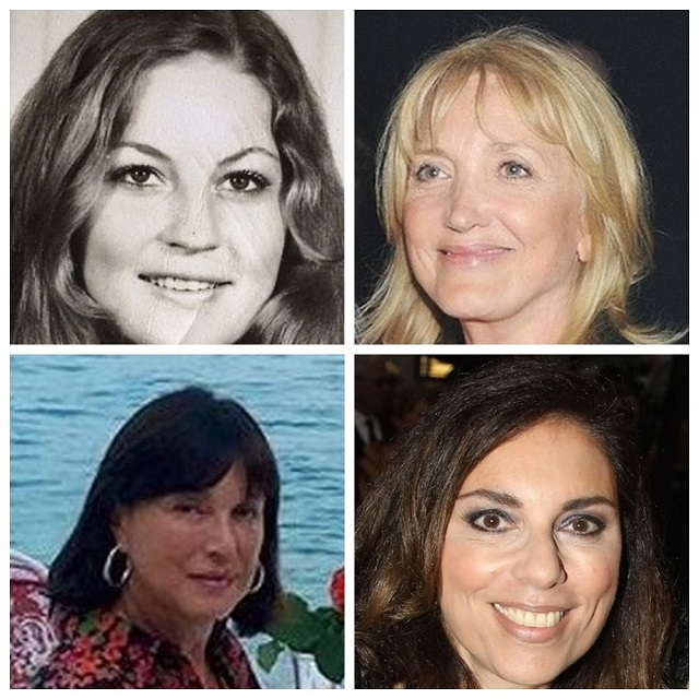 Мамы знаменитых красавиц (10 фото)