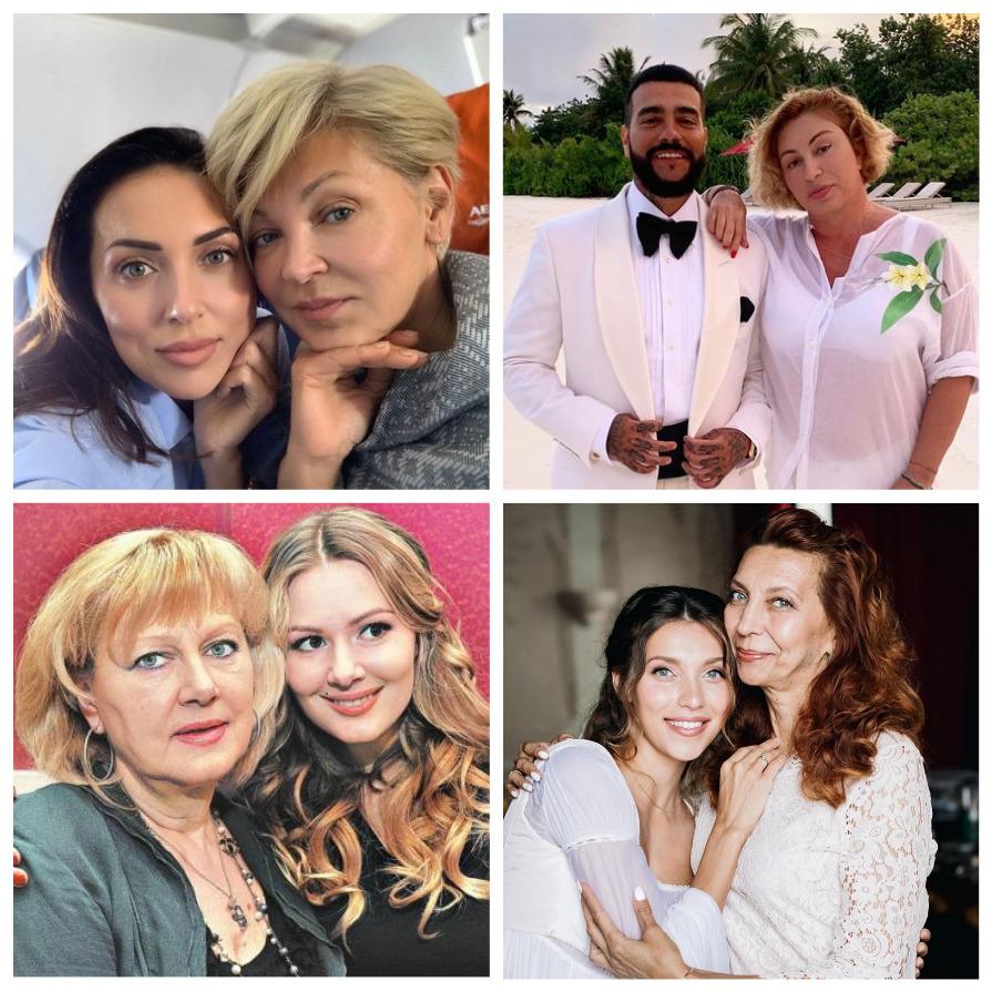 День матери: как его встретили знаменитости (10 фото)