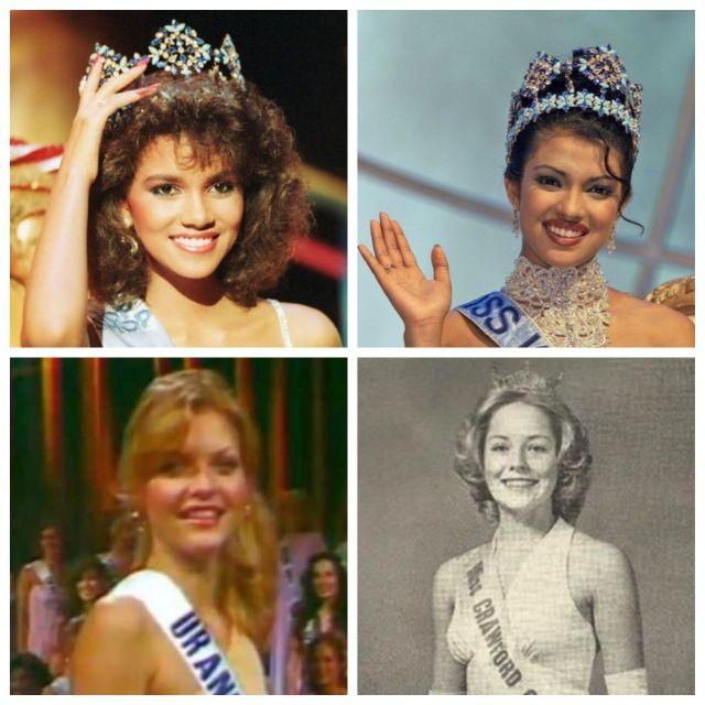 Знаменитые актрисы, которые начинали свой путь на конкурсах красоты (10 фото)