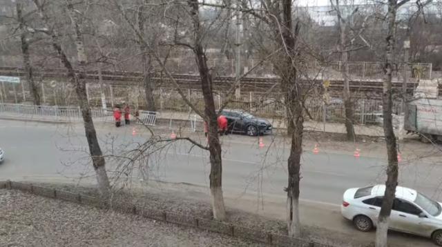 Заточение Lexus в Щелково