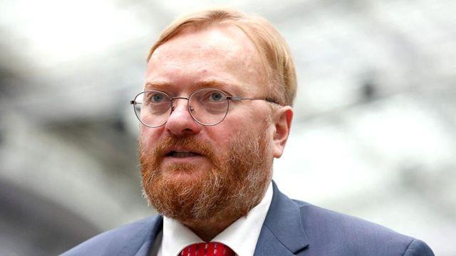 """Виталий Милонов: у неплательщиков алиментов не должно быть """"пола"""""""