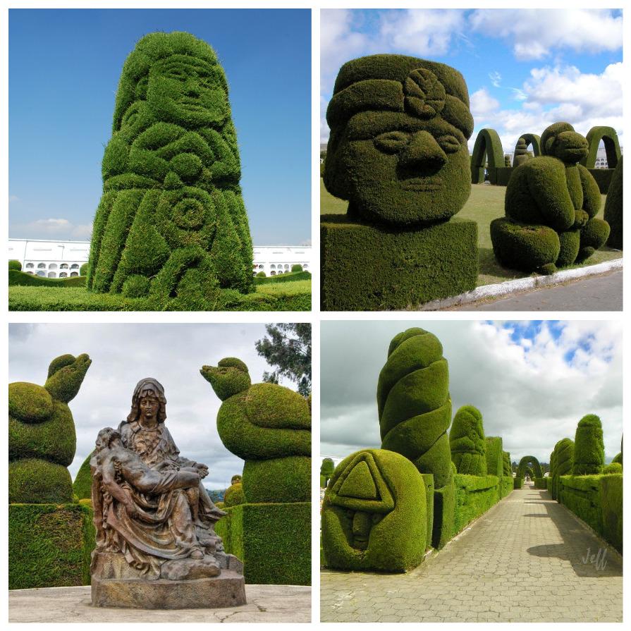 Тульканское кладбище в Эквадоре – самое необычное кладбище в мире (9 фото)