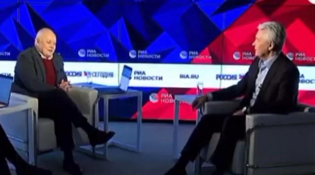 Дмитрий Киселев неудачно оговорился, когда хвалил Сергея Собянина