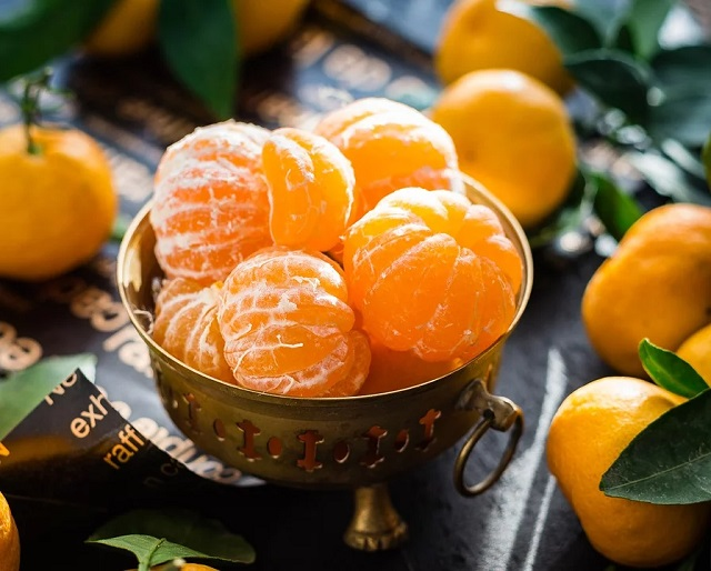 Подборка интересных фактов про мандарины (10 фото)