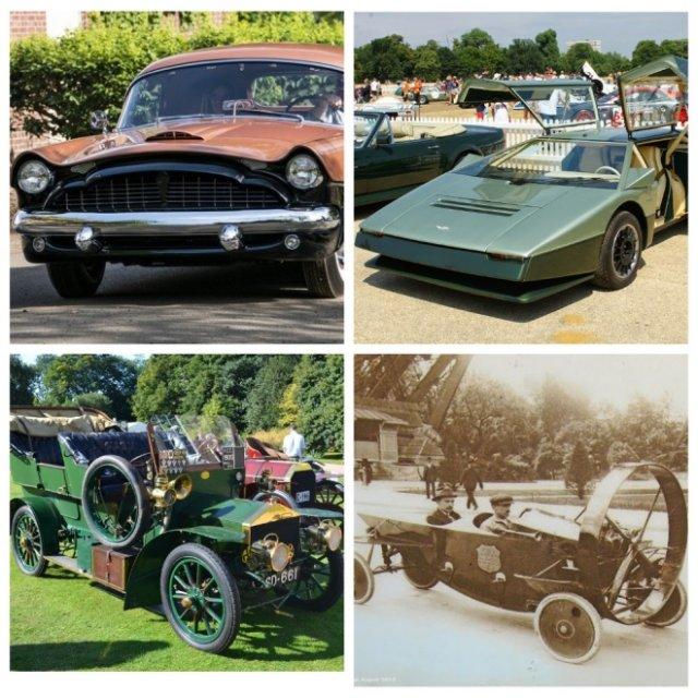Самые редкие машины в мире — и очень дорогие (10 фото)