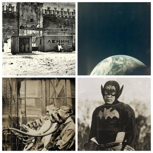Очень редкие и интересные фотографии из прошлого (15 фото)