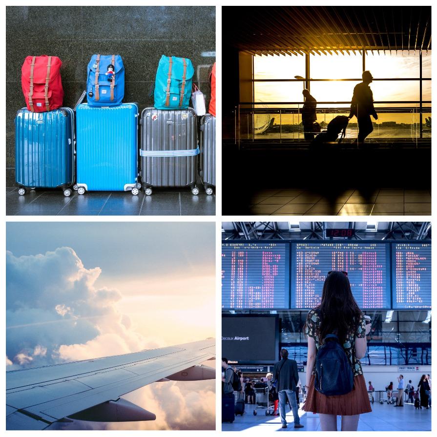 Лайфхаки для тех, кто оказался в аэропорту (9 фото)
